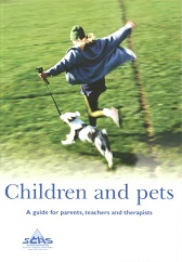"Purchase ""Pets and Children"" a book published by SCAS"